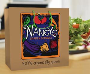 Organic Product Branding