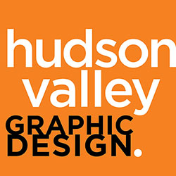 Hudson Valley Graphic Design Logo