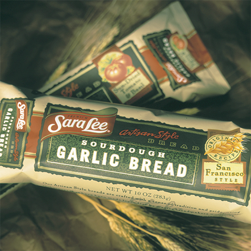 Sara Lee Brand Package Design