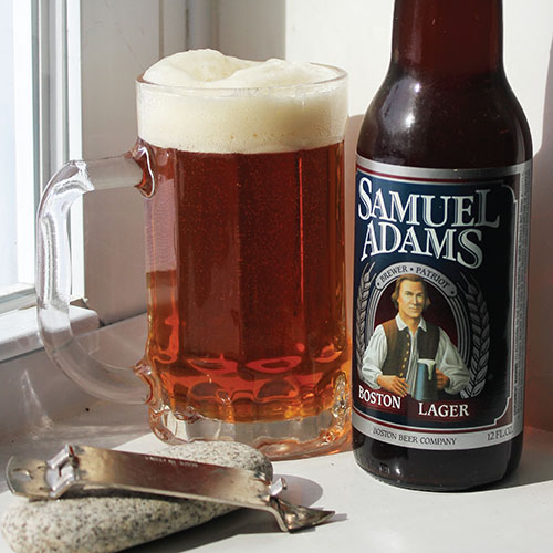 Samuel Adams Beverage Package Design