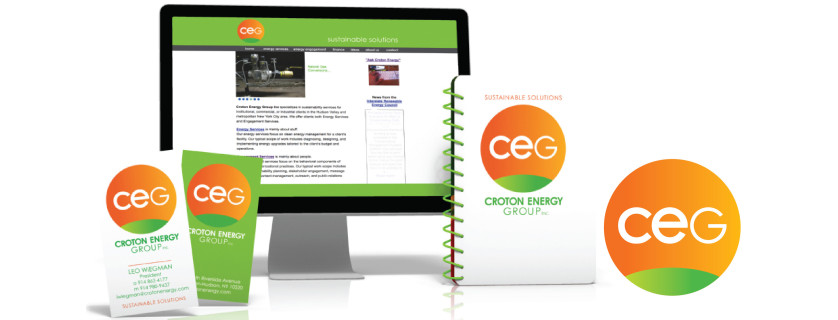 Croton Energy Group Logo Design
